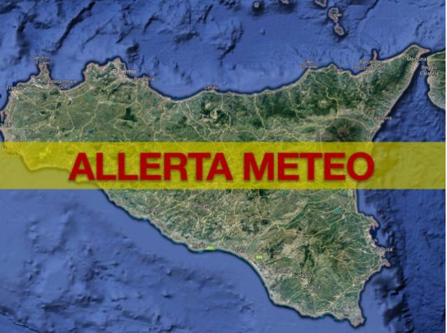 RISCHIO METEO-IDROGEOLOGICO E IDRAULICO ALLERTA METEO PER TEMPORALI