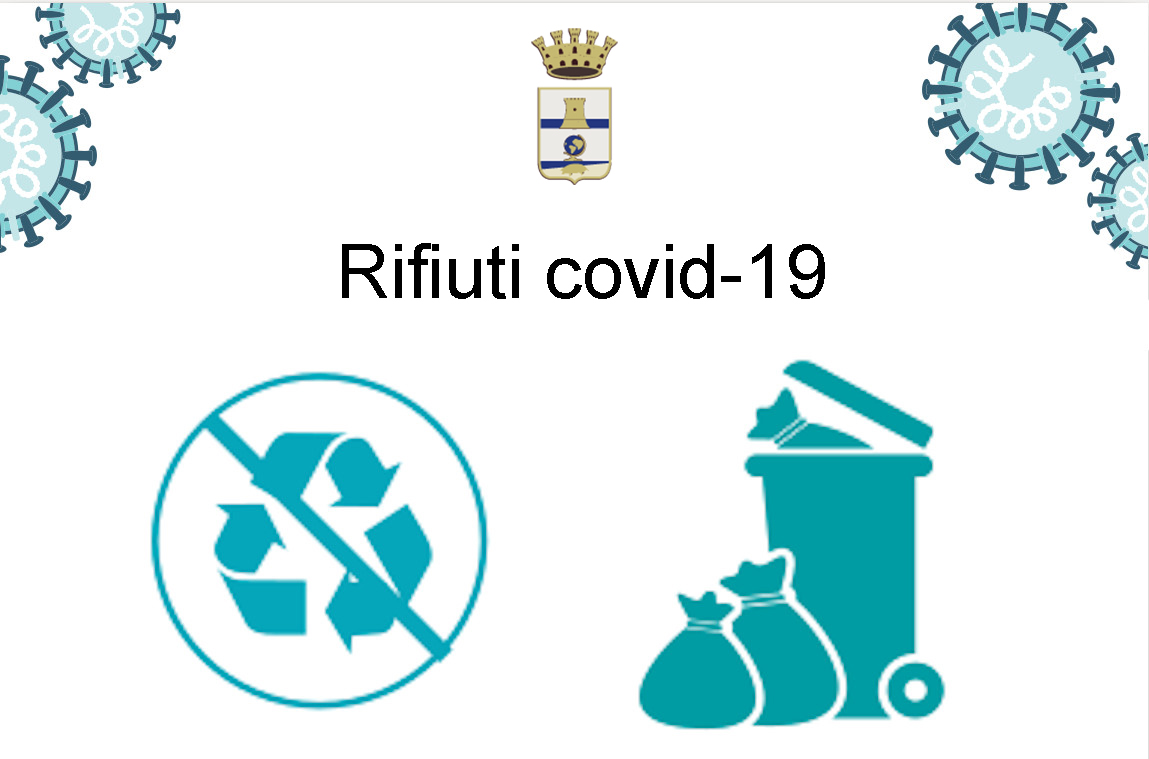 Pachino: rifiuti covid-19